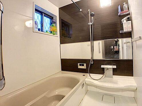 中古一戸建て-春日井市岩成台7丁目 浴室乾燥機付きで、夜にお洗濯をする方でもスッキリ乾かせます!