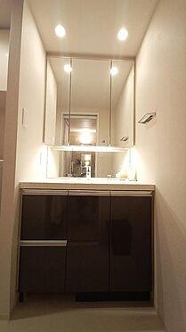 中古マンション-新宿区下落合3丁目 3面鏡*収納あります!