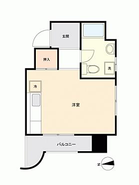マンション(建物一部)-延岡市萩町 間取り