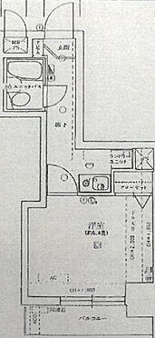 中古マンション-甲府市中央4丁目 間取り