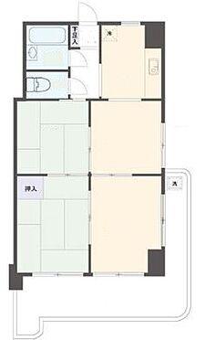 マンション(建物一部)-神戸市長田区浪松町5丁目 シンプルな3DK