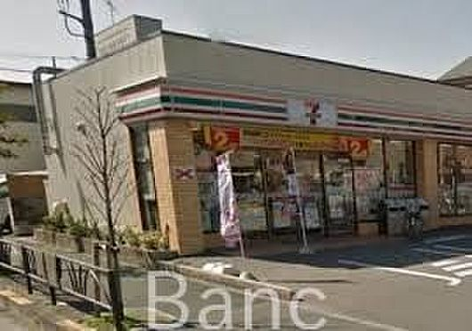 中古マンション-葛飾区水元1丁目 セブンイレブン葛飾水元2丁目店 徒歩6分。 440m