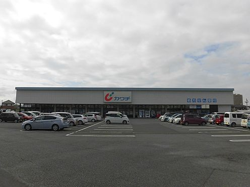 アパート-水戸市姫子 カワチ薬品赤塚店
