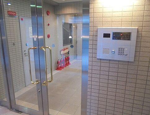 マンション(建物一部)-神戸市兵庫区湊町1丁目 防犯性を高めるオートロック採用