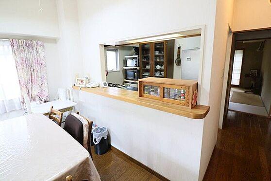 中古マンション-八王子市上柚木3丁目 公団物件では珍しいカウンターキッチンです。