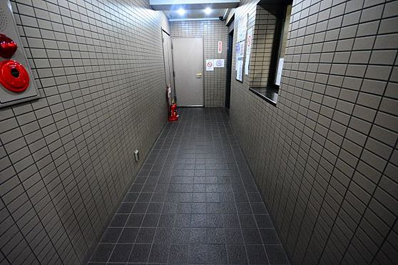 マンション(建物一部)-大阪市阿倍野区松崎町2丁目 綺麗なエントランス