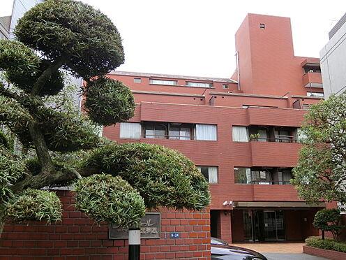 中古マンション-渋谷区千駄ヶ谷4丁目 外観