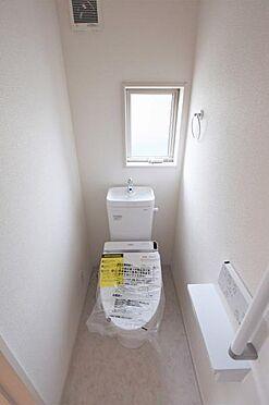 新築一戸建て-塩竈市藤倉3丁目 トイレ