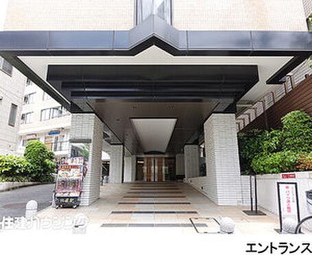 店舗(建物一部)-港区赤坂7丁目 玄関