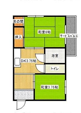 マンション(建物全部)-東大阪市上小阪1丁目 間取り