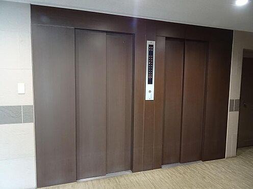 中古マンション-川越市三光町 エレベーター2基
