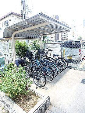 マンション(建物一部)-堺市堺区宿院町西3丁 屋根付きの駐輪スペース