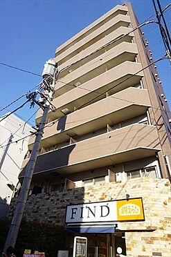 中古マンション-川崎市中原区新城1丁目 外観