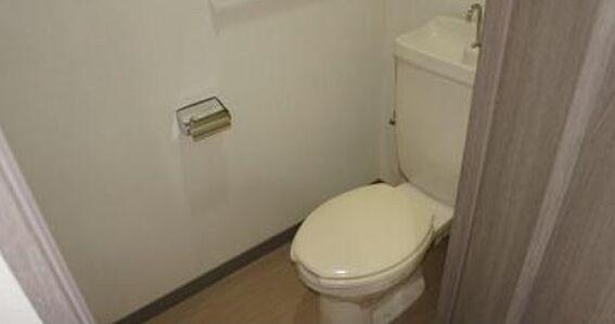 マンション(建物一部)-秋田市山王3丁目 トイレ