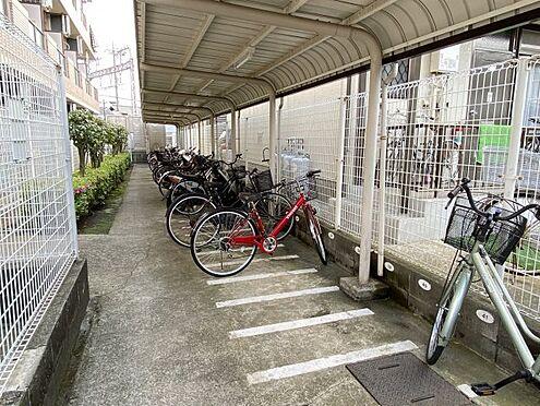 区分マンション-座間市相模が丘5丁目 駐輪場も完備しています。