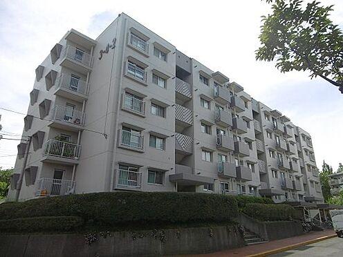 中古マンション-多摩市貝取3丁目 お洒落な建物外観です。