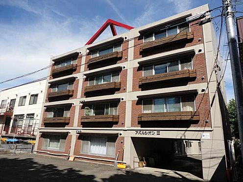 マンション(建物全部)-札幌市豊平区平岸一条17丁目 外観