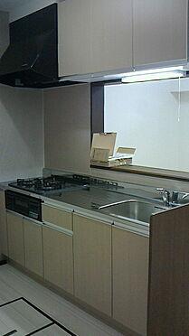 アパート-新座市野火止2丁目 キッチン