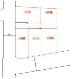 江戸川区東松本二丁目 分譲地