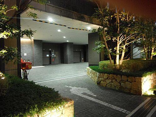 区分マンション-大阪市中央区北浜東 駐車場