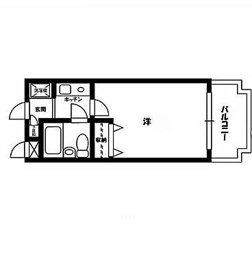 マンション(建物一部)-京都市東山区本町17丁目 室内には洗濯機置場があるから便利。