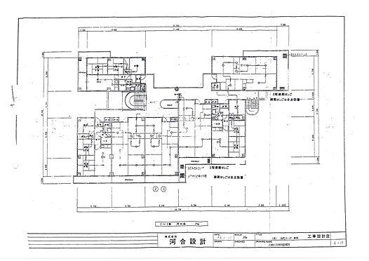 マンション(建物全部)-堺市西区鳳西町1丁 間取り