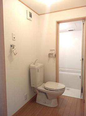 アパート-横浜市保土ケ谷区桜ケ丘1丁目 トイレ