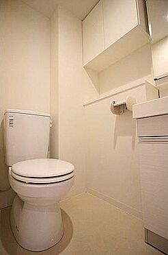 マンション(建物一部)-大田区下丸子4丁目 トイレ