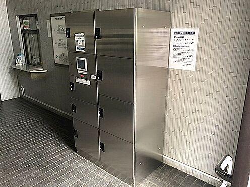 マンション(建物一部)-京都市上京区北町 便利な宅配ボックス完備