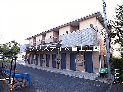 アパート-千葉市中央区村田町 外観