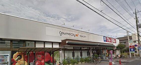 中古マンション-さいたま市南区文蔵4丁目 グルメシティ南浦和(909m)