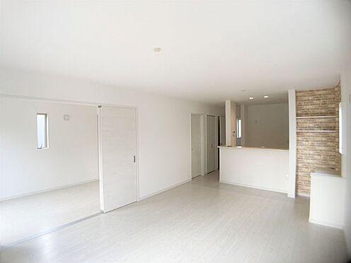 新築一戸建て-東海市名和町新屋敷 広々としたLDK(写真は3号棟仕様です)