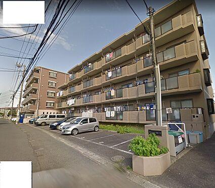 マンション(建物全部)-川崎市多摩区菅馬場1丁目 外観