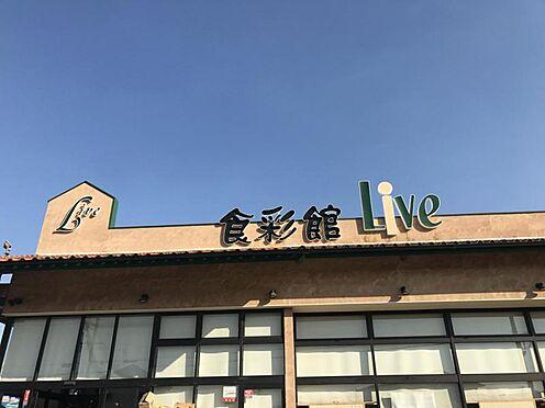 戸建賃貸-刈谷市野田町西田 ヤオスズ食彩館ライブ店 約994m(徒歩約13分)