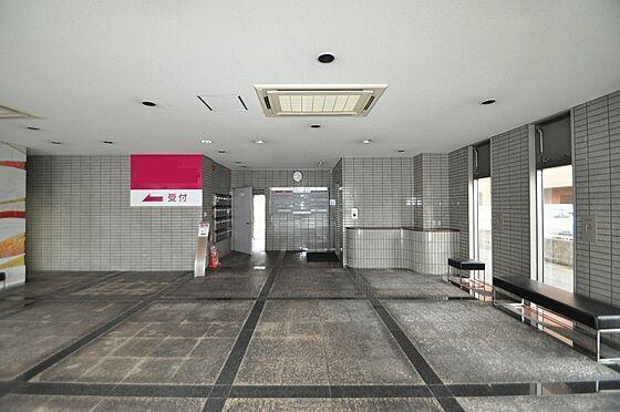ビル(建物全部)-北九州市小倉北区浅野2丁目 空間を広々と利用した贅沢なエントランス