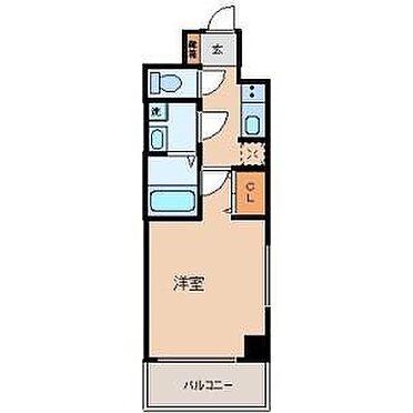 マンション(建物一部)-大阪市西淀川区野里1丁目 3点セパレートで清潔感があります。