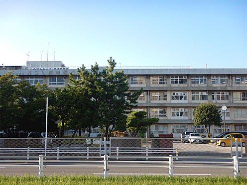 戸建賃貸-千葉市美浜区磯辺3丁目 検見川高等学校(1589m)