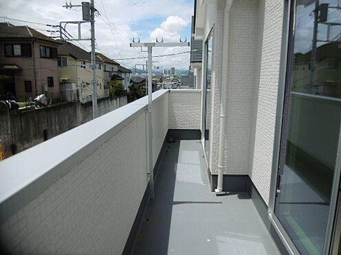 新築一戸建て-町田市小山町 日当たり良好。洗濯物はよく乾きます