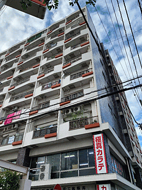 店舗事務所(建物一部)-横浜市南区別所1丁目 外観