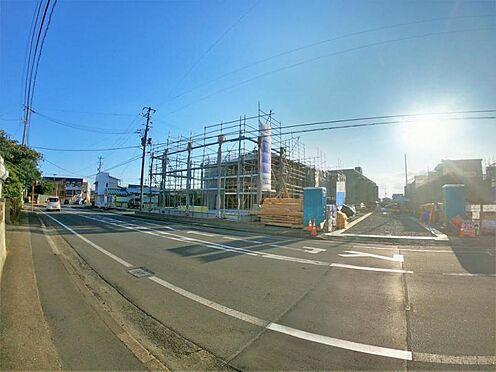 新築一戸建て-奥州市水沢大鐘町1丁目 外観