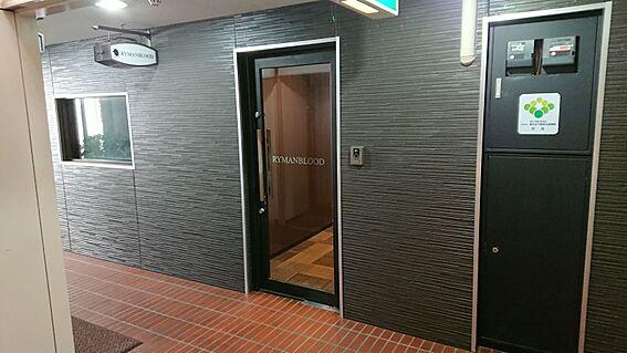 店舗・事務所・その他-港区赤坂3丁目 玄関