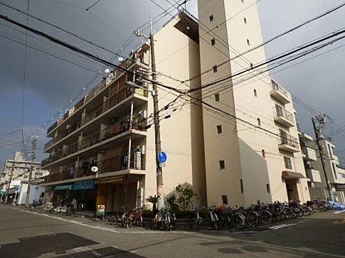 マンション(建物一部)-大阪市城東区東中浜9丁目 重厚感のある外観
