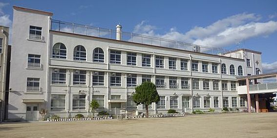 戸建賃貸-名古屋市東区百人町 筒井小学校 徒歩約5分 350m