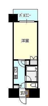 マンション(建物一部)-新潟市中央区鐙1丁目 間取り
