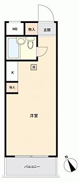 マンション(建物一部)-横浜市戸塚区舞岡町 間取り