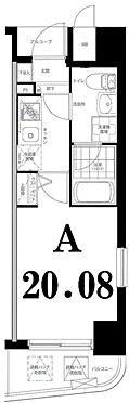 マンション(建物一部)-横浜市中区花咲町3丁目 間取り