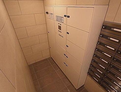 マンション(建物一部)-神戸市兵庫区大開通3丁目 便利な宅配ボックス完備