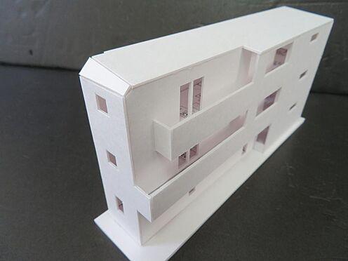 アパート-名古屋市西区則武新町2丁目 外観模型