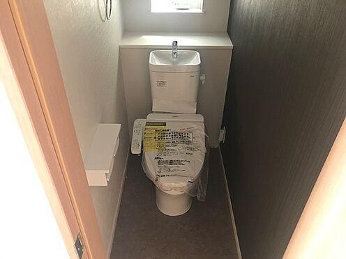 新築一戸建て-茨木市郡3丁目 トイレ