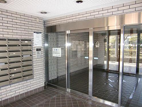 マンション(建物一部)-葛飾区亀有4丁目 オートロックでセキュリティ面でも安心です。
